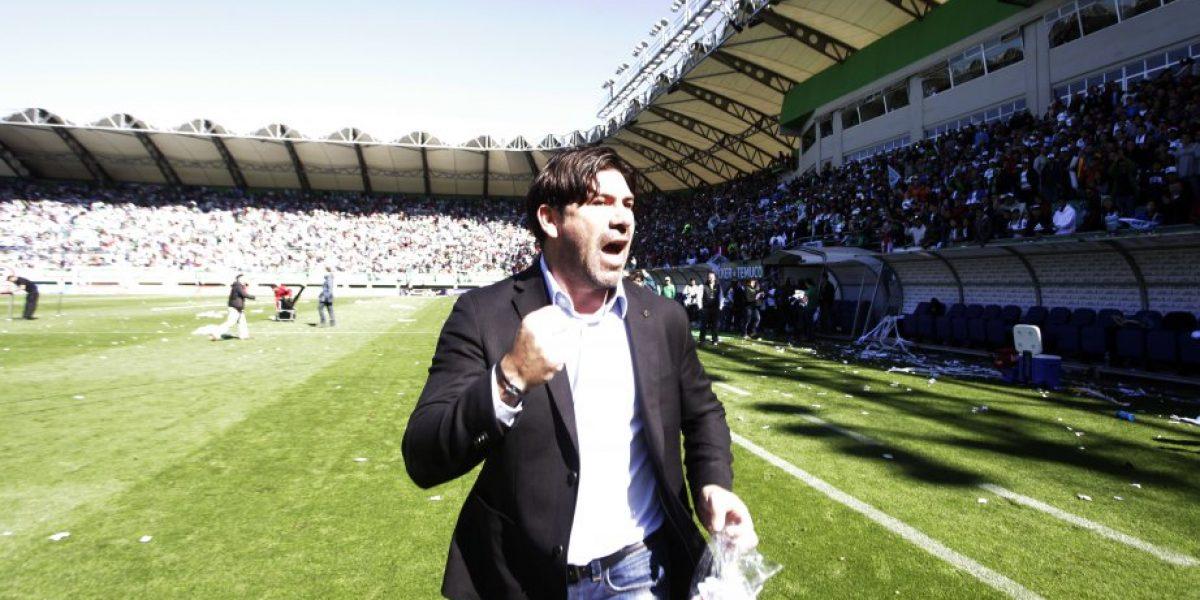 La felicidad de Marcelo Salas: