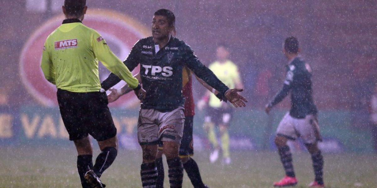 Wanderers pierde una nueva oportunidad de llegar a la punta empatando con Unión