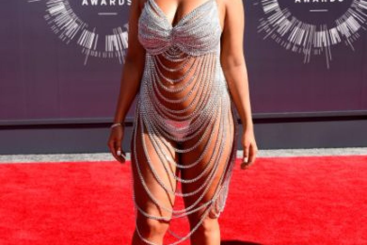 Amber Rose Foto: Getty Images. Imagen Por: