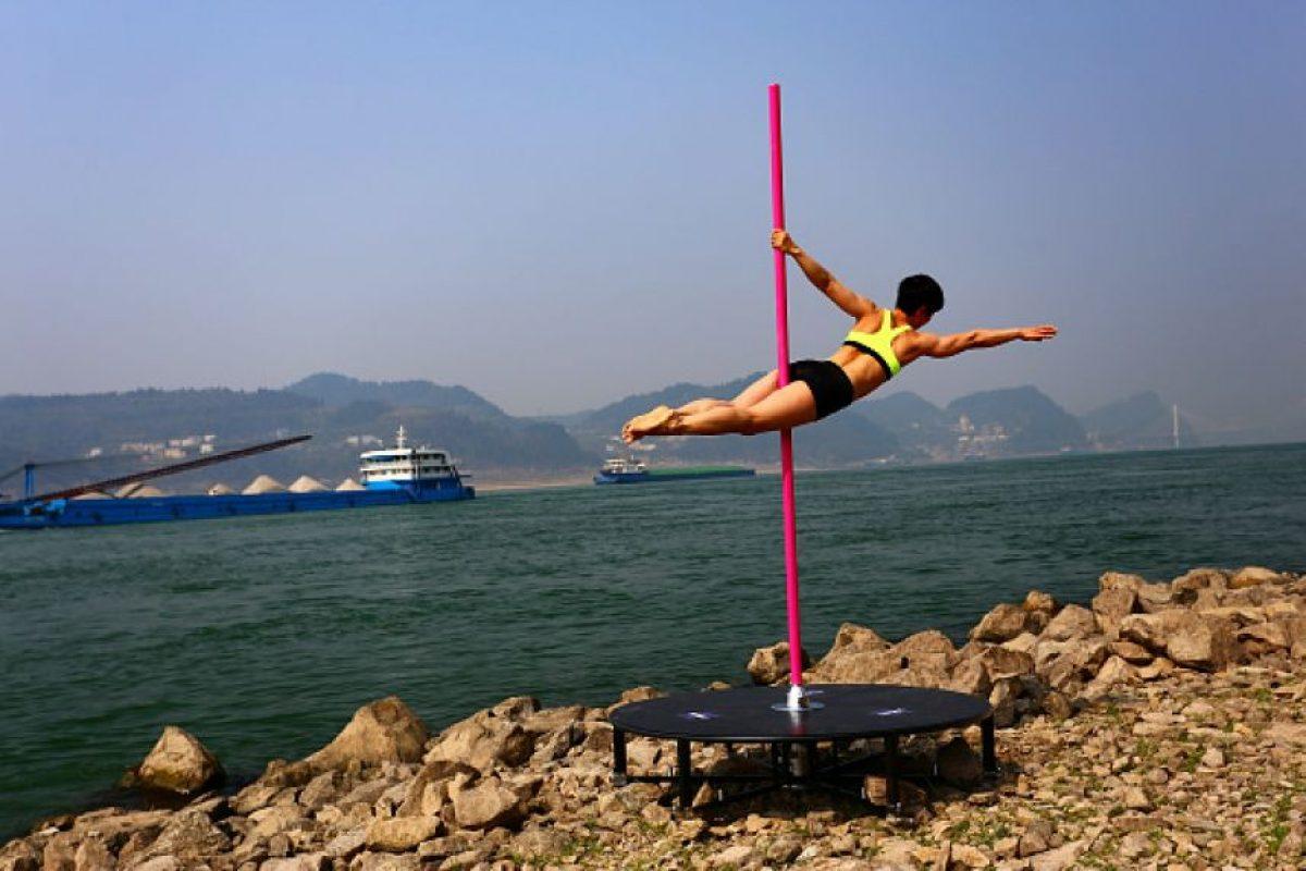 Celebridades que han sido strippers antes de ser famosas Foto:Getty Images. Imagen Por: