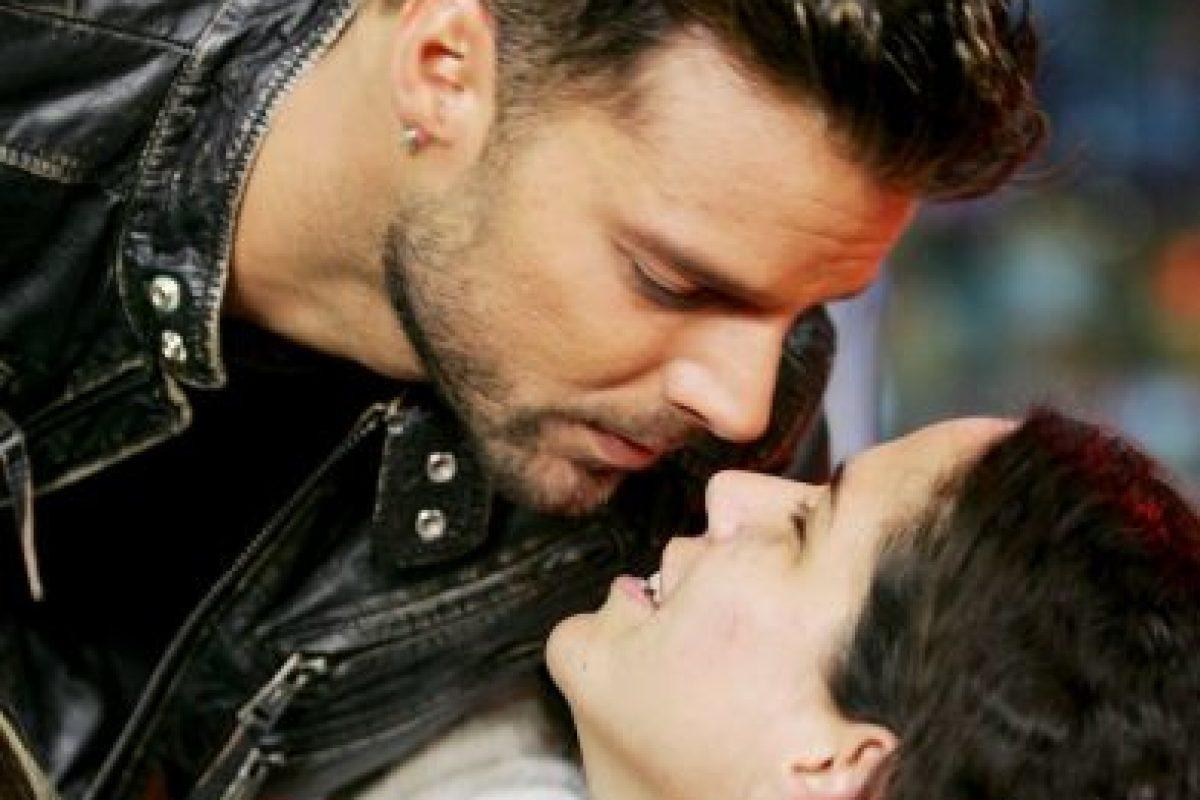 En Nueva York, besa a una fan durante un show en 2006. Foto:Getty Images. Imagen Por: