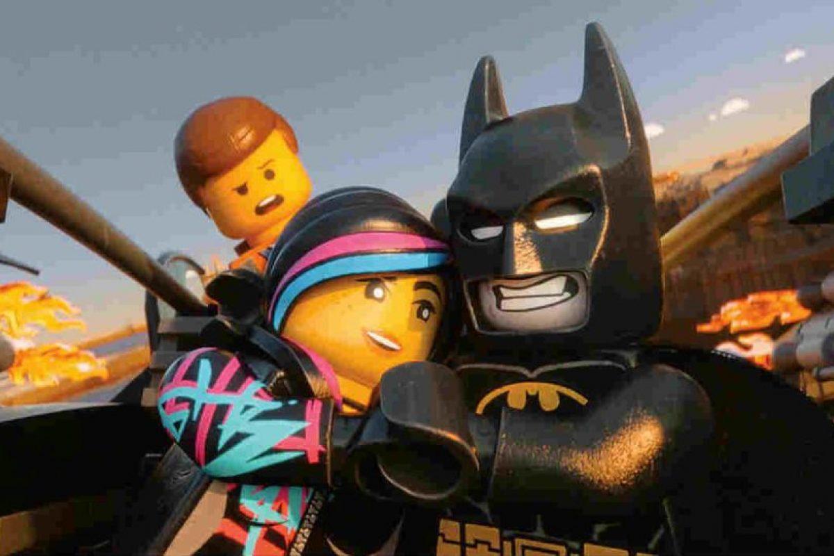 Película de Batman-Lego, aún sin título. Febrero 20, 2017. Foto:Lego/DC. Imagen Por: