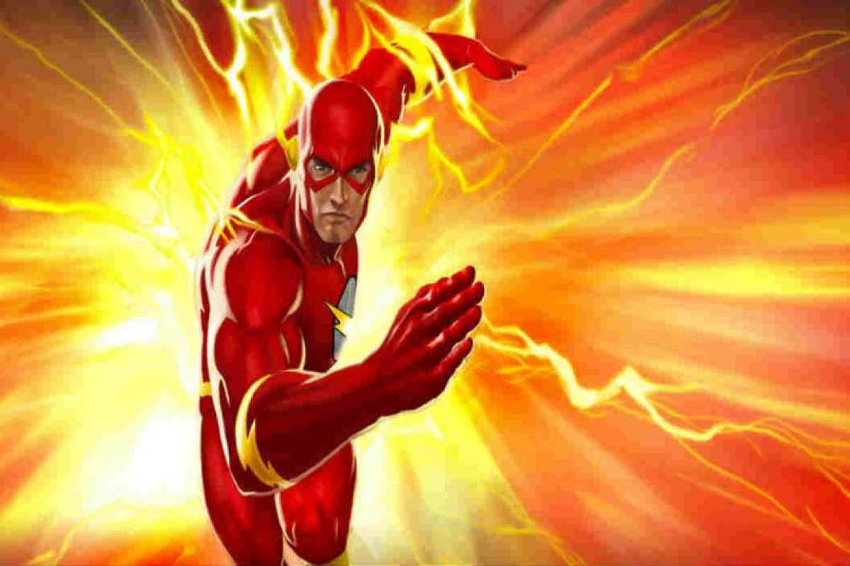 """""""The Flash"""". Marzo 16, 2018. Foto:DC. Imagen Por:"""