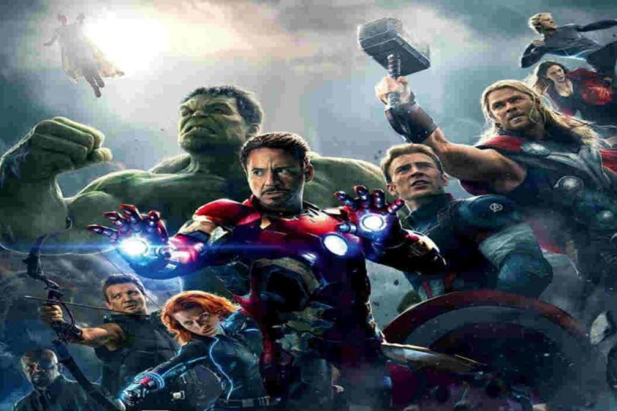 """Avengers: Infinity War Part 1"". Mayo 4, 2018. Foto:Marvel. Imagen Por:"