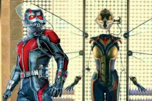"""Antman and The Wasp"". Julio 2, 2018. Foto: Marvel. Imagen Por:"