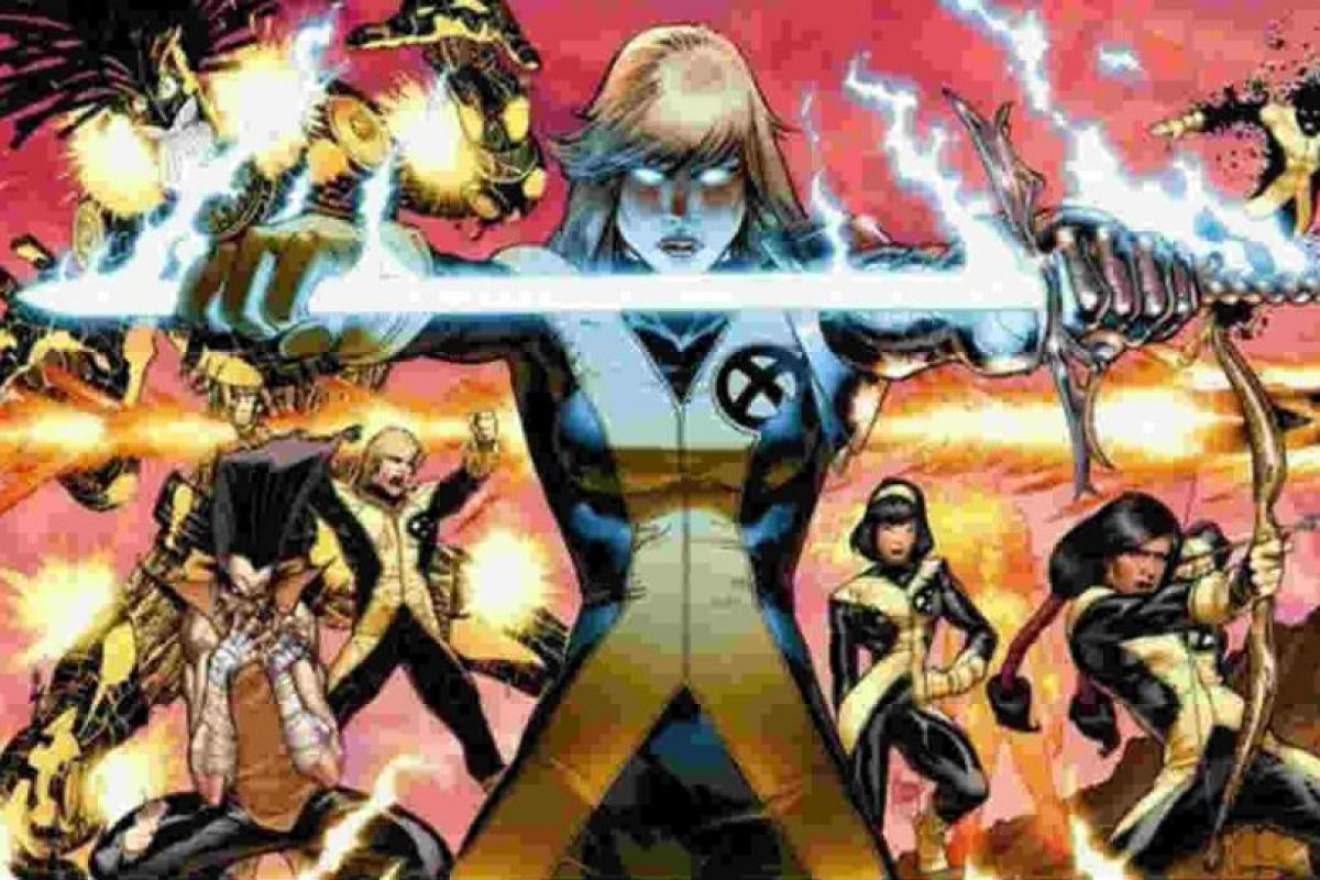 """Película de Fox aún sin confirmar, pero podría ser """"X-Men: New Mutants"""". Julio 18, 2018. Foto:Marvel. Imagen Por:"""