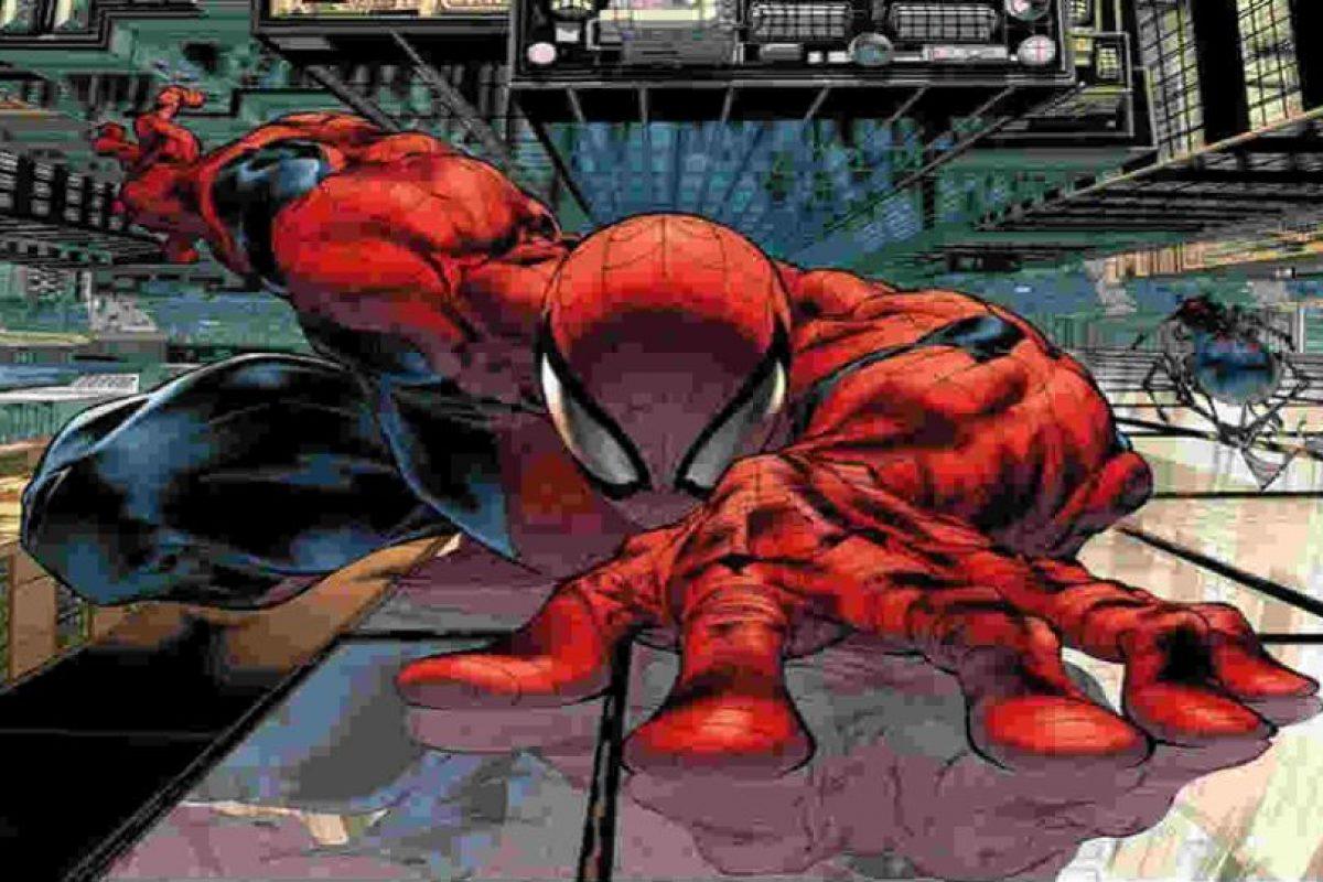 Película animada de Spiderman. Julio 20, 2018. Foto:Marvel. Imagen Por: