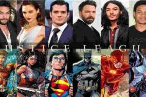 """Justice League Part Two"". Junio 14, 2019. Foto: DC. Imagen Por:"