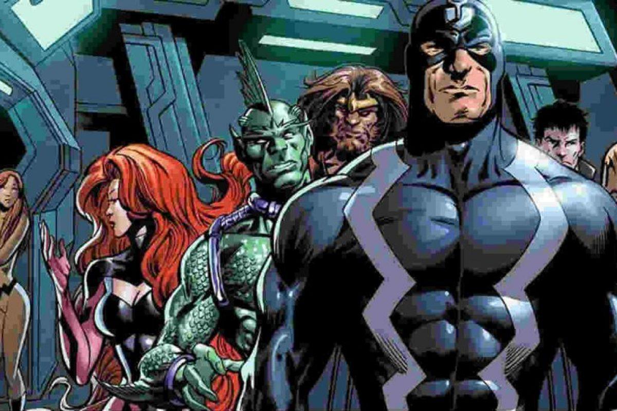 """""""Inhumans"""". Julio 12, 2019. Foto:Marvel. Imagen Por:"""