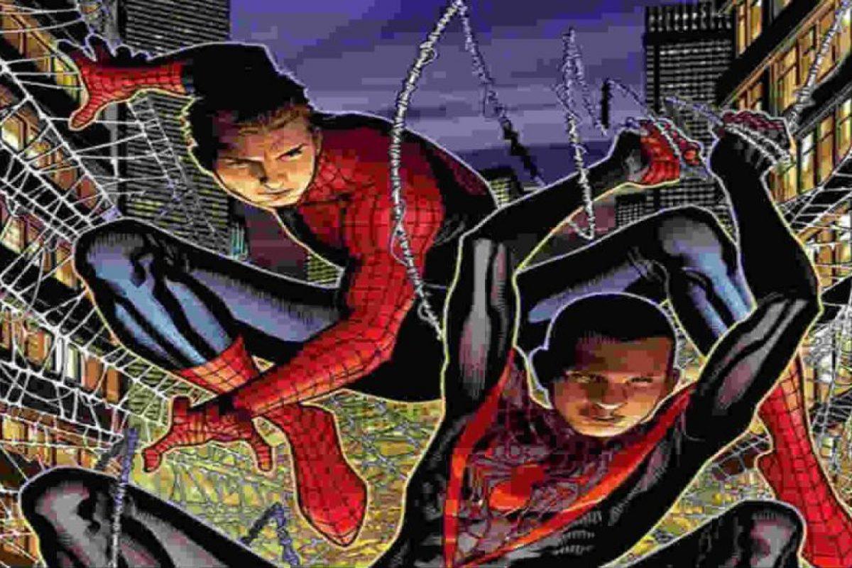 Película sin título aún, se cree que será una secuela de Spiderman o quizá una tercera de Guardianes de la Galaxia. Foto:Marvel. Imagen Por: