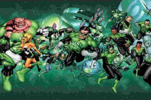 """Green Lantern Corps"". Junio 19, 2020. Foto:DC. Imagen Por:"