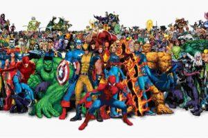 Película sin título, no se sabe aún sobre qué superhéroes será. Julio 10, 2020. Foto:Marvel. Imagen Por:
