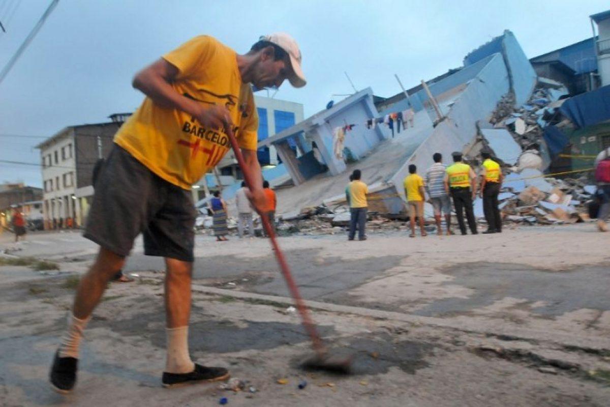 Hasta el momento se cuentan más de 200 fallecidos Foto:AFP. Imagen Por: