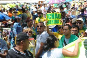 Los brasileños se han manifestado a favor y en contra de la destitución. Foto:AFP. Imagen Por: