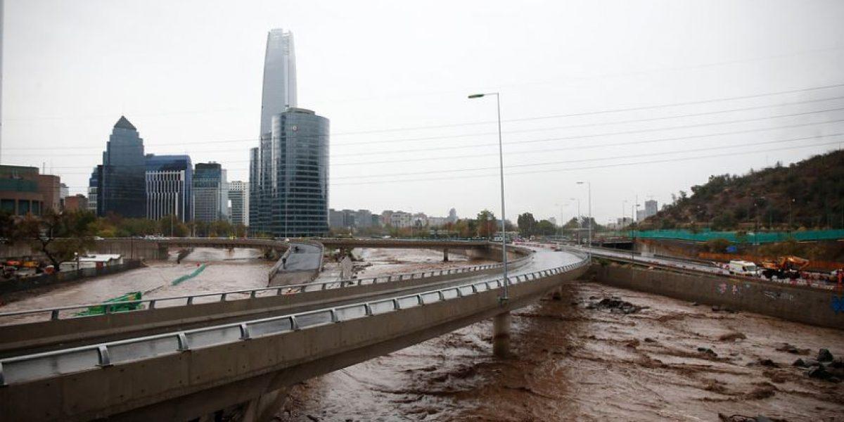 Aguas Cordillera anunció corte de emergencia que afectará a 19.870 clientes