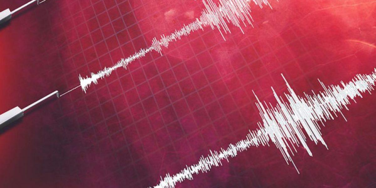 Sismo de mediana intensidad se percibió entre regiones de Coquimbo y Valparaíso