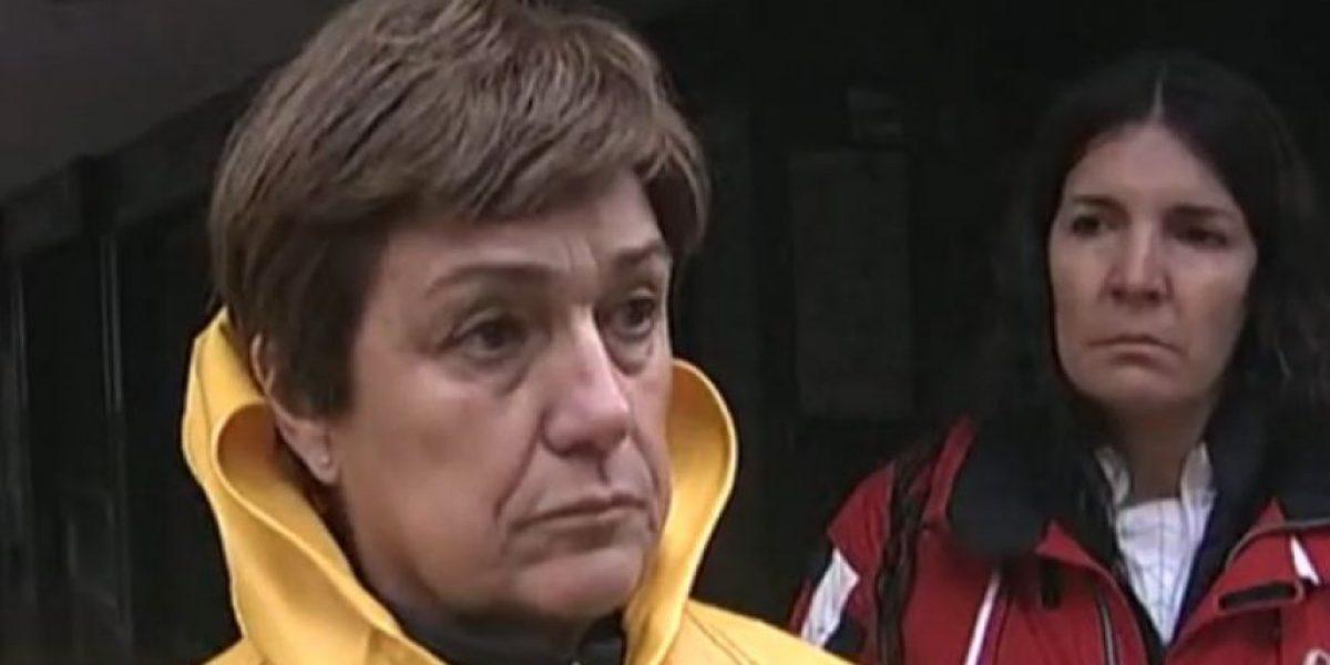 Alcaldesa de Providencia confirma que hay sectores de la comuna sin agua y sin luz