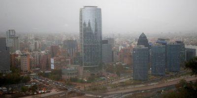 Dirección Meteorológica de Chile: precipitaciones seguirán hasta la madrugada