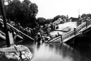 4. 28 de julio 1976, Tangshan, China: Con una magnitud de 7.5 se estima que pudo haber cobrado la vida de aproximadamente 655 mil personas. Foto:Earthquake.usgs.gov. Imagen Por:
