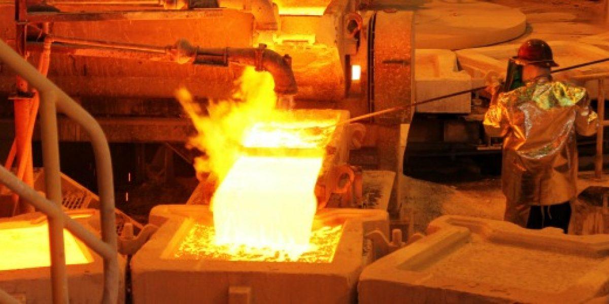 Codelco suspende producción de cobre de El Teniente por tres días