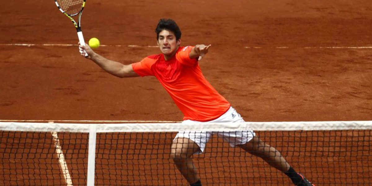 El veterano Radek Stepanek dejó fuera del ATP de Barcelona a Christian Garín