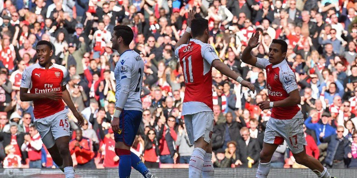 Alexis es rescatado por la prensa inglesa: