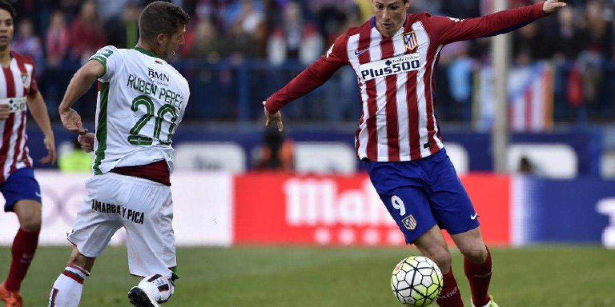 Atlético de Madrid derrotó a Granada y alcanzó a Barcelona en la cima de la Liga