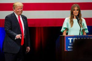 1. El inicio de su campaña presidencial Foto:Getty Images. Imagen Por: