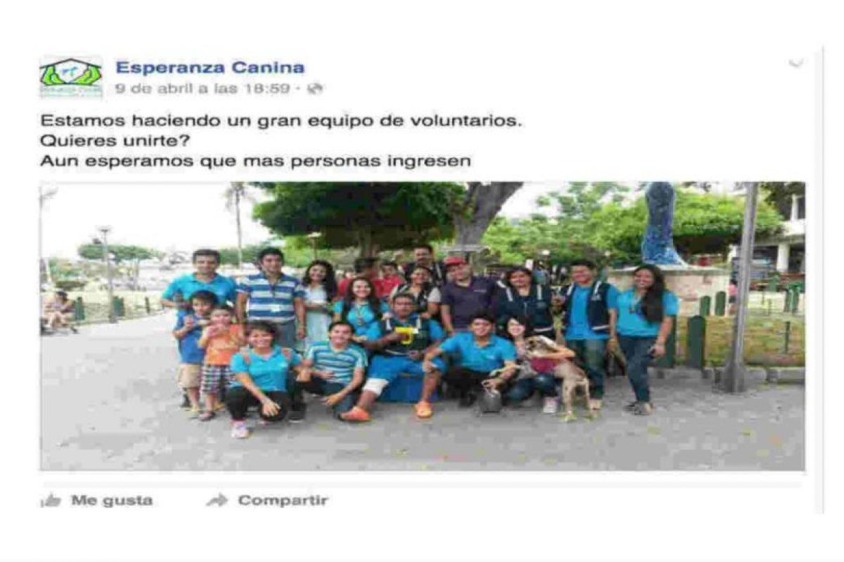 Funciona con al ayuda de voluntarios. Foto:Facebook. Imagen Por: