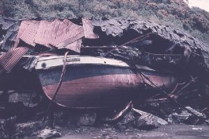 1. 22 de mayo de 1960, Valdivia, Chile: Con una magnitud de 9.5, es considerado uno de los más poderosos de la historia. Foto:Wikipedia. Imagen Por: