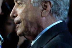Michel Temer Foto:AFP. Imagen Por: