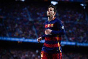 Medios catalanes aseguran que el argentino tiene dolencias musculares desde la fecha FIFA del mes de marzo. Foto:Getty Images. Imagen Por: