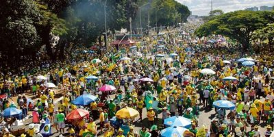Así se vivió el Impeachment en las calles de Brasil