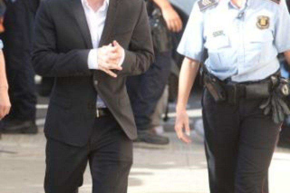 Leo irá a juicio acusado de fraude fiscal contra la Hacienda de España, y además, fue implicado en el escándalo de Panamá Papers. Foto:Getty Images. Imagen Por: