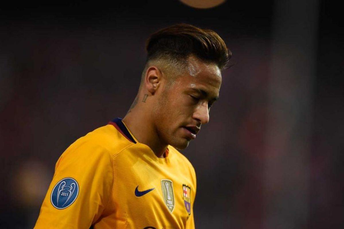 4. Baja de nivel de Neymar Foto:Getty Images. Imagen Por: