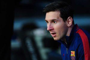 1. Lionel Messi no está en su mejor nivel Foto:Getty Images. Imagen Por: