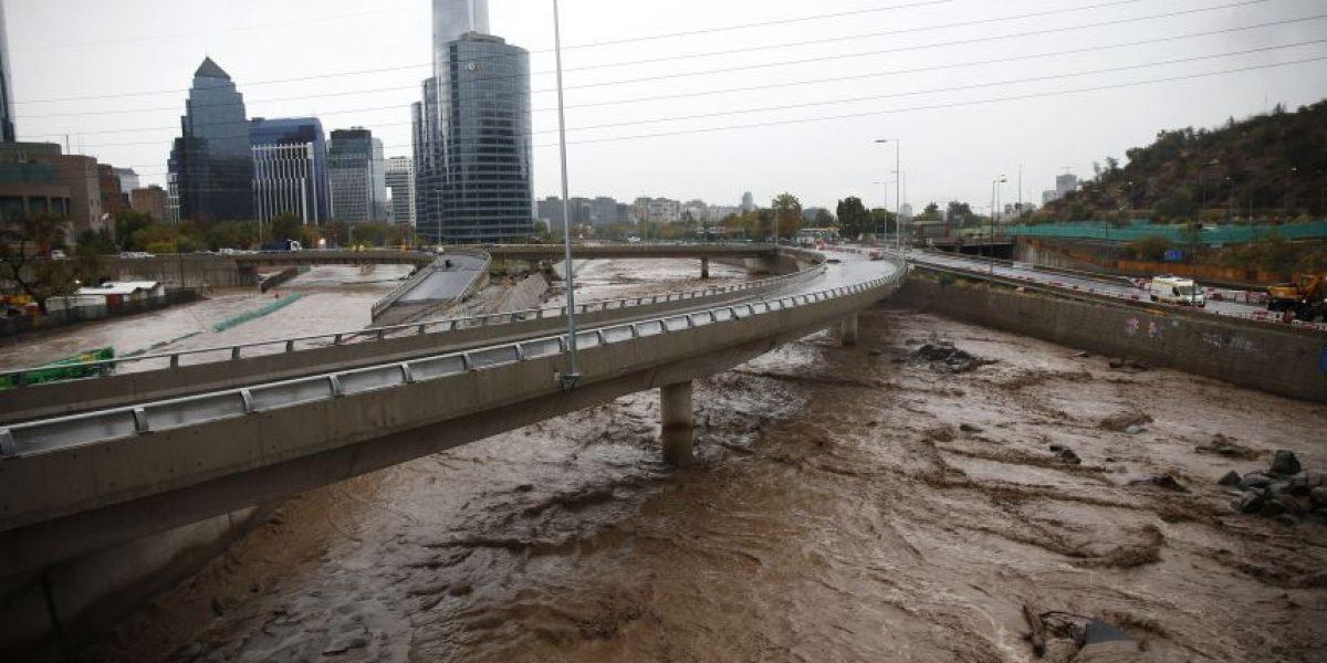 Alto Maipo descartó enérgicamente que sus obras afectaran calidad del agua potable de Santiago