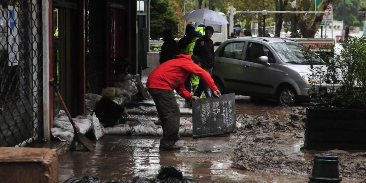 Reposición del suministro de agua potable de la R. Metropolitana llega al 68%