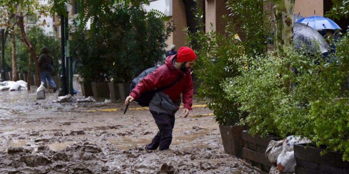 Servicio de agua potable se ha reestablecido en más 97% de los hogares de Santiago