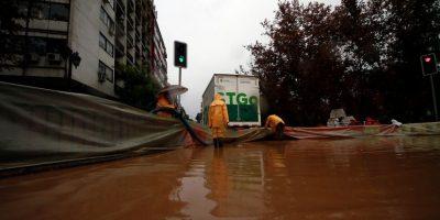 Alcaldesa de Santiago dispone cierre temporal de calle Merced