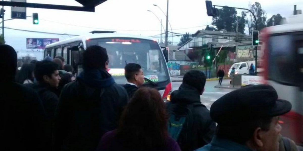 Falla eléctrica obligó a la suspensión parcial del Metro de Valparaíso