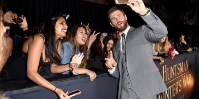 Chris Hemsworth estuvo a punto de morir en un viaje al Himalaya