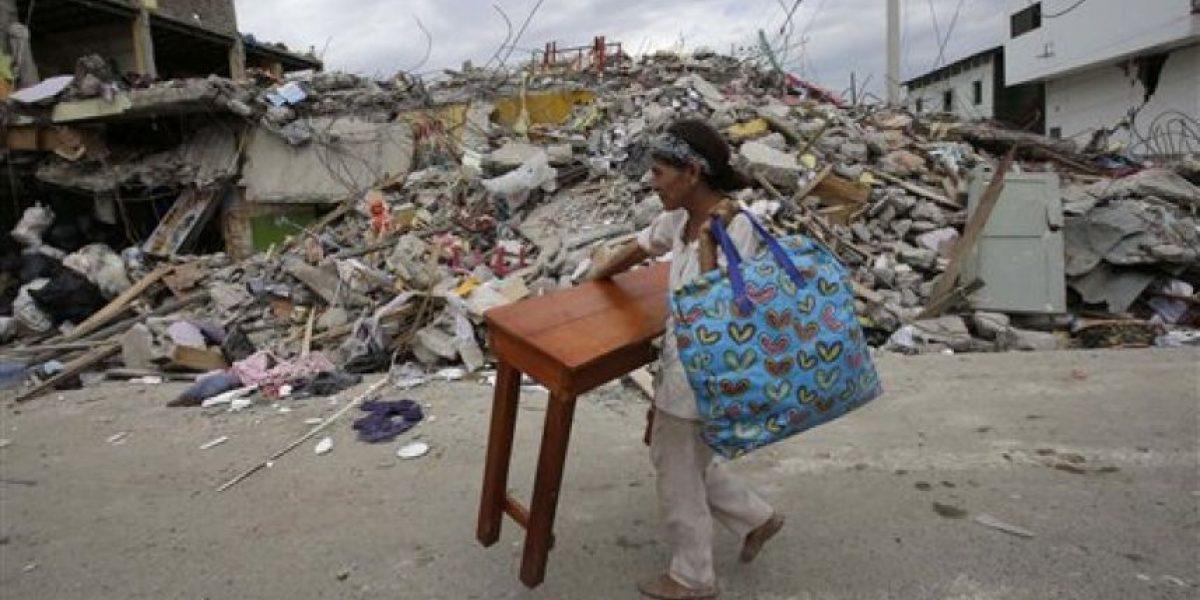 5 conmovedores relatos de las víctimas del terremoto en Ecuador