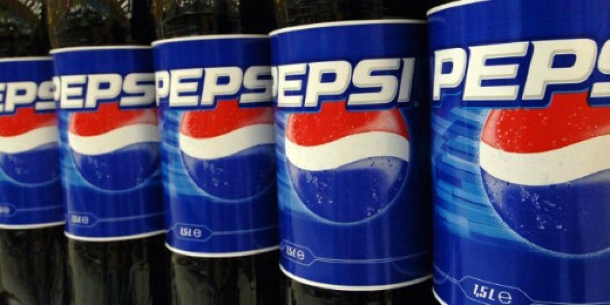 Beneficios del grupo Pepsico bajan un 24% en el primer trimestre