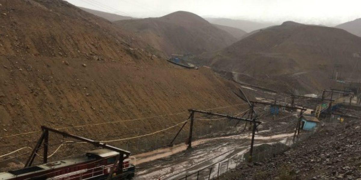 Merma en producción de cobre por suspensión de El Teniente se estima en 1.500 toneladas