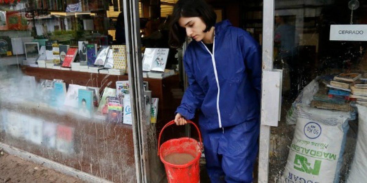 Economía anuncia red de apoyo para comerciantes afectados por temporal