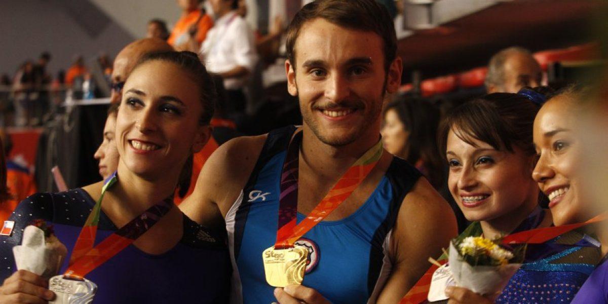 Se suma a Tomás González: Simona Castro estará presente en Río 2016