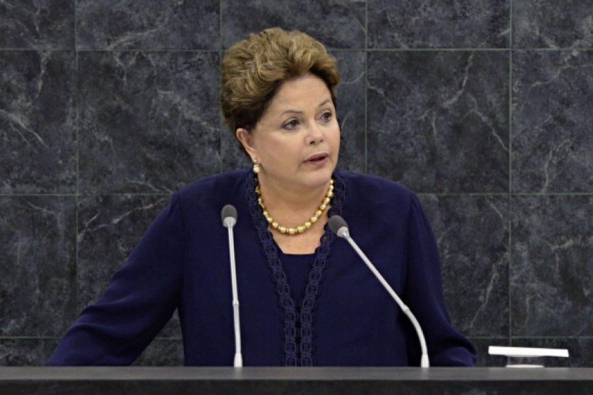 Y que salpica a gran parte de la clase política de Brasil Foto:Getty Images. Imagen Por: