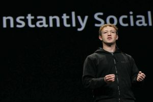 "Facebook se denominó originalmente ""The facebook"". Foto: Getty Images. Imagen Por:"