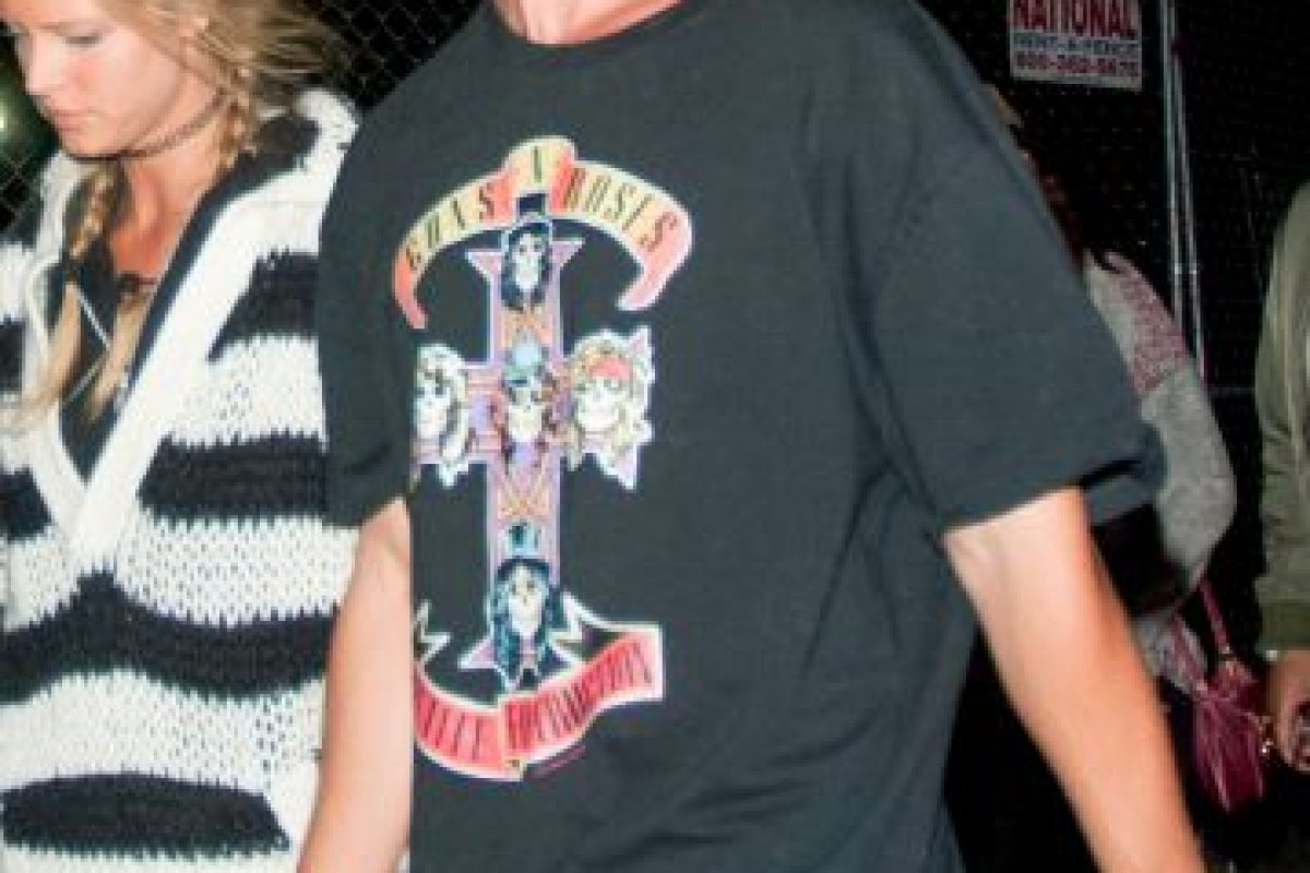 Patrick Schwarzenegger, Abby Champion Foto:Grosby Group. Imagen Por: